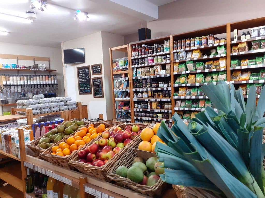 organic veg box jesmond