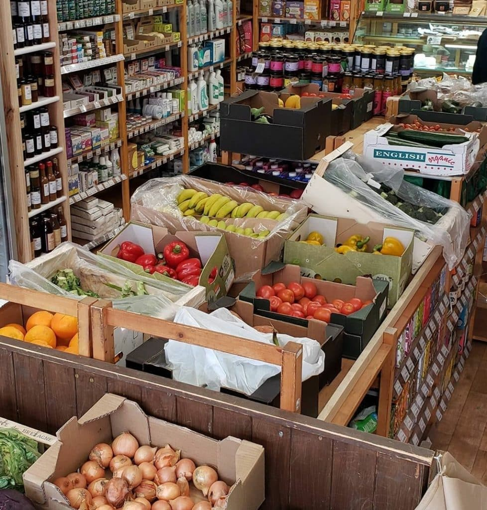 Organic greengrocer newcastle